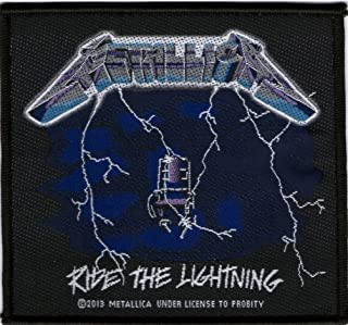 ride the lightning patch