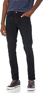 Nudie Unisex Skinny Lin Mali Blue Jeans