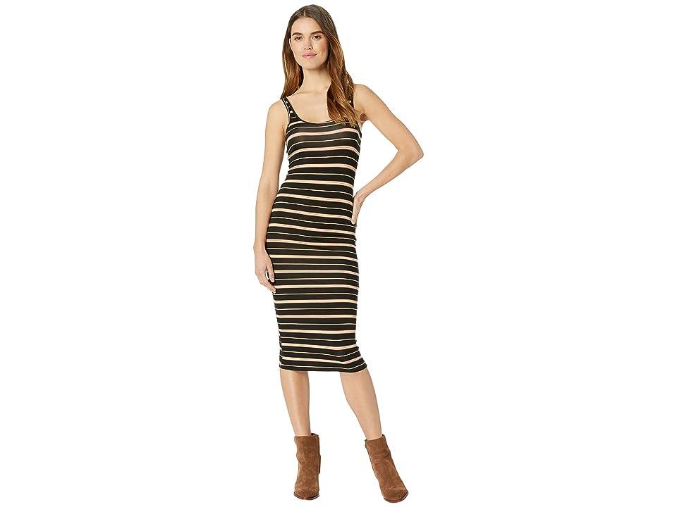 Billabong Share Joy Dress (Toffee) Women