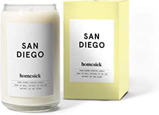 sherlock scented candle