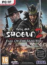TOTAL WAR SHOGUN 2 : FALL OF THE SAMURAI (INCLUDES EXCLUSIVE IN -GAME CONTENT) (PC DVD) (2012) - Windows 7 / Vista / XP