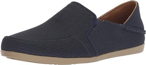 OLUKAI Waialua Mesh chaussures - Wohommes Wohommes Trench bleu 6.5  jusqu'à 60% de réduction