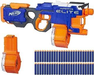 Nerf N-Strike Elite HyperFire Blaster (with Bonus Drums and 25 Extra Darts)