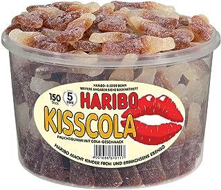 Haribo Kisscola, 1er Pack (1 x 1,35kg Dose)