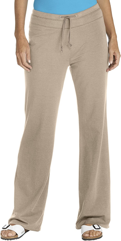 Coolibar Women's Upf 50 Plus Zno Uv Beach Pants
