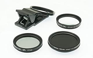 10 Close up Lens//Filter for Panasonic Leica DG Macro-Elmarit 45mm F2.8 ASPH OIS L 46mm Diopter Green