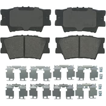 Wagner ZD1212 Ceramic Disc Brake Pad Set