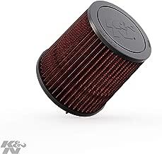 K&N engine air filter, washable and reusable:  2007-2017 Audi V6/V8 (Q5, S5, SQ5, A5, A5 Quattro, S4, A4 Quattro) E-1987