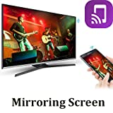 Screen Mirroring - Display and Connect Phone to TV -...