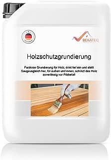 BEKATEQ LS-422 Holzschutzgrundierung farblos, 2,5l, Grundierung, Holzgrundierung