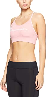 Champion Women's Script Seamless Sports Bra