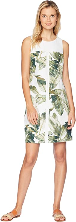 Fiesta Palms Shift Dress