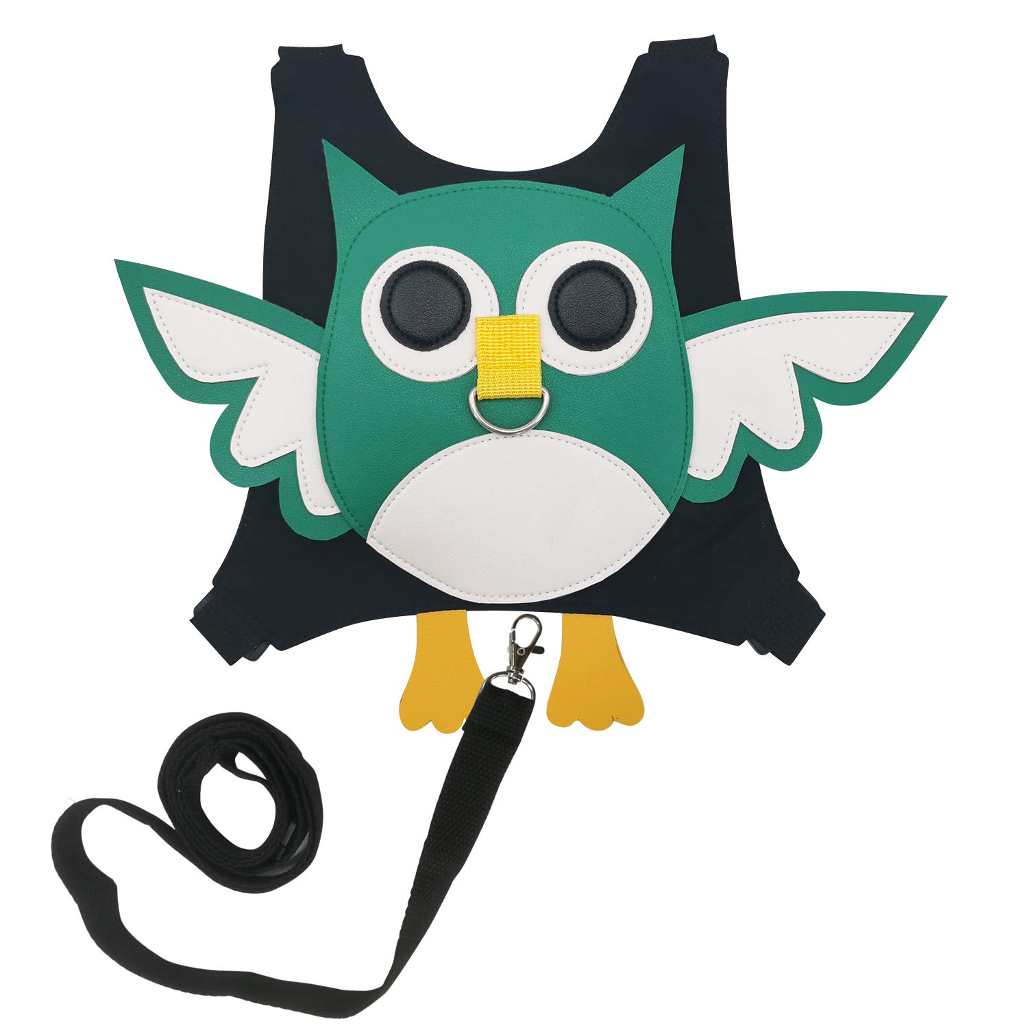 Child Backpack Style Leash for Toddlers & Kids - Owl
