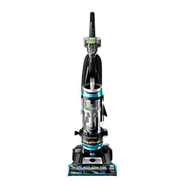 BISSELL Cleanview Swivel Rewind Pet Upright Bagless Vacuum Cleaner, Teal