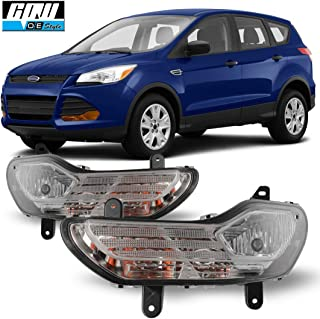 Best 2016 ford escape fog light replacement Reviews