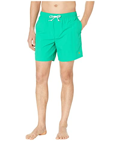 Original Penguin Quick Dry Daddy Swim (Bright Aqua) Men