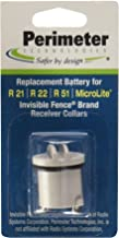 Invisible Fence Compatible R21, R22, R51 and Microlite Dog Collar Battery