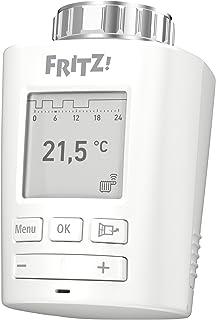 AVM 20002822 FRITZDECT 301-Regulador inteligente para la red doméstica, para todo tipo de válvulas de radiador y FRITZBox ...