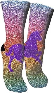 color in socks unicorn