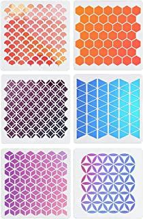 Best geometric stencils for furniture Reviews