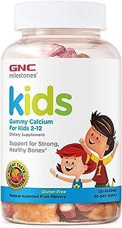 GNC milestones Kids Gummy Calcium