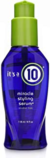 It's a 10 Haircare Miracle Styling Serum, 4 fl. oz. (Pack of 1)