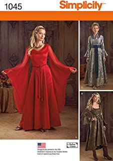 simplicity cosplay patterns