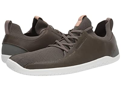 Vivobarefoot Primus Knit Leather (Olive Green) Men