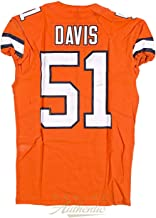 Todd Davis Game Worn Denver Broncos Jersey & Pant Set From 10/13/2016 vs the San Diego Chargers ~Limited Edition 1/1~ - Panini Authentic - Panini Certified