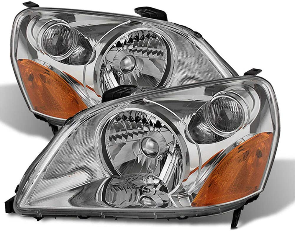 NEW Headlights Compatible with 2004-2005 Pilot Ranking TOP12 EX-L 2003-2005 Pi Seattle Mall