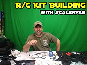 R/C Kit Building with ScalerFab