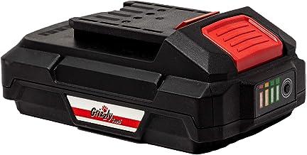 Grizzly Tools Batterij 20 V, 2,0 Ah geschikt accuheggenschaar CH 2000