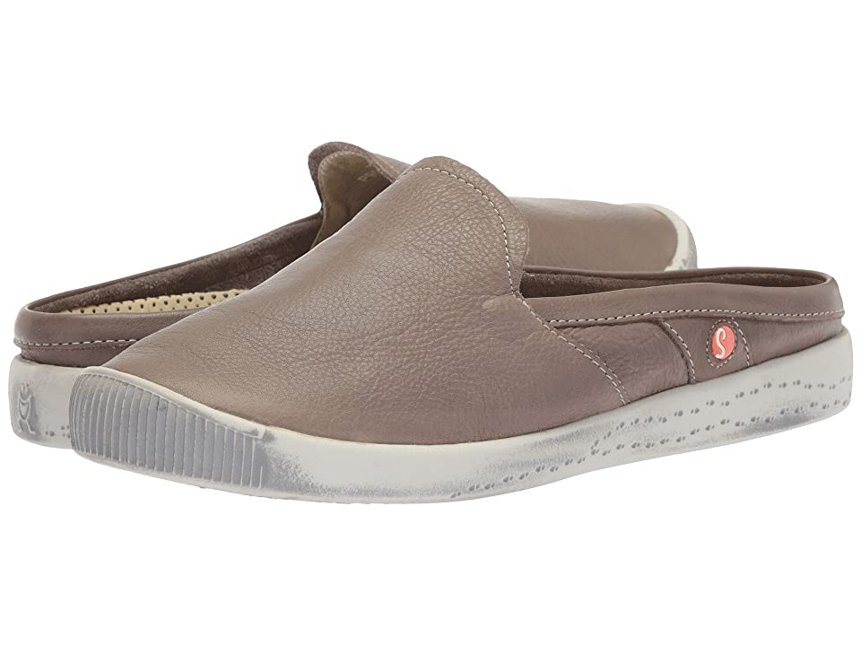FLY LONDON IMO447SOF (Taupe Smooth Leather) Women