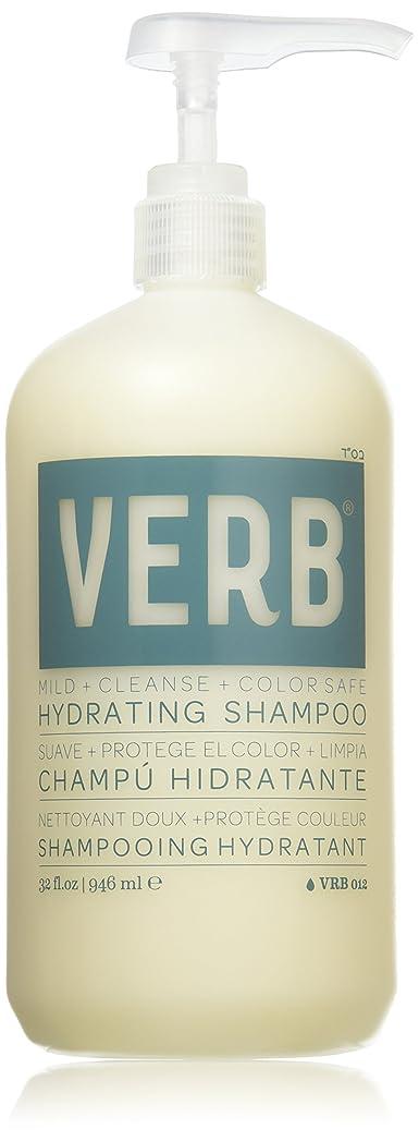 反抗不信続けるverb VERB軽度+カラー安全ハイドシャンプー(32オンス) 32オンス