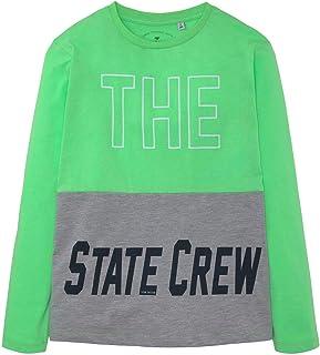Tom Tailor Langarmshirt Camiseta para Niños