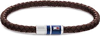 Tommy Hilfiger Men's Leather Bracelet