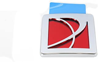 OEM NEW Trunk Lid Logo Emblem Badge Chrome Red 07-10 Saturn Sky 15884209