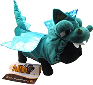 Alfie Pet - Smokie The Dragon Dinosaur Costume