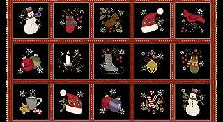 Best reindeer flannel fabric Reviews
