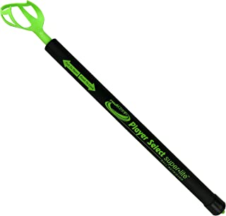 ProActive Sports Player Select 超轻高尔夫球检索器,9 英尺轻质玻璃纤维伸缩杆