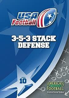 USA Football presents 3-5-3 Stack Defense