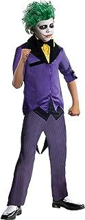 Rubies DC Super Villains The Joker Costume, Child Medium