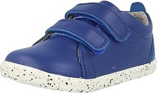 Bobux i-Walk Grass Court Bleu (Blueberry) Cuir 26 EU