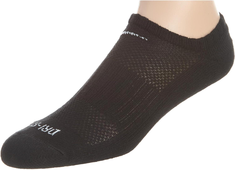 Nike Unisex Dri-Fit No Show Training 6PK Socks