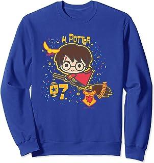 Harry Potter H. Potter 07 Quidditch Chibi Sweatshirt