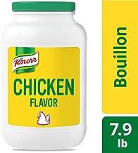 Knorr Professional Caldo de Pollo Chicken Bouillon Base, Shelf Stable Convenience, 0g Trans Fat, 7.9 lbs