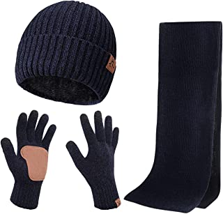 Best hat scarf and gloves Reviews