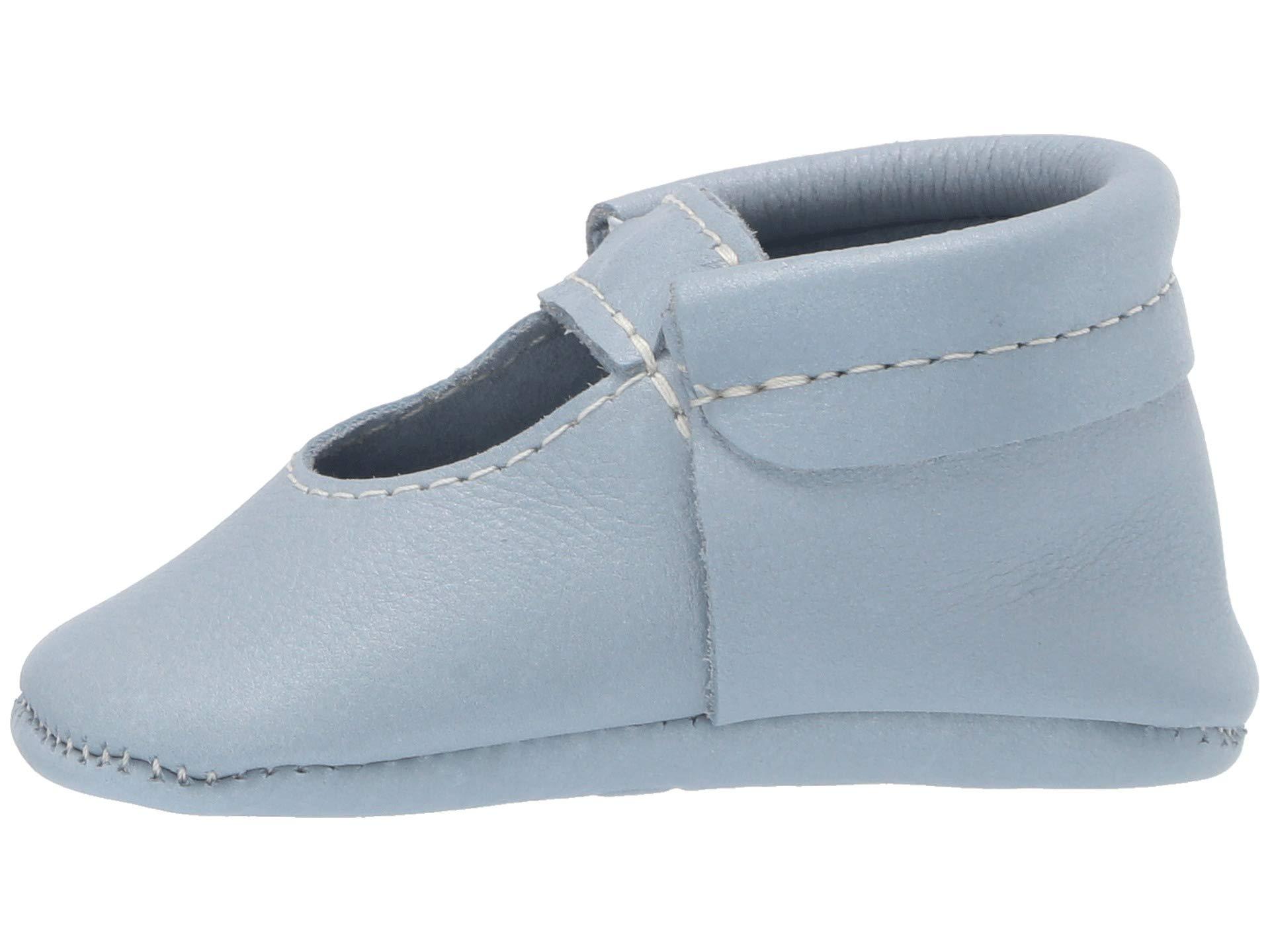 freshly picked soft sole ballet flat - i've got the blues (infant/toddler)