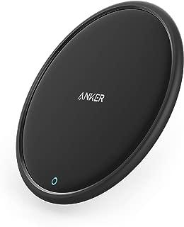 【改善版】Anker PowerWave 7.5 Pad(ワイヤレス充電器)【急速充電器別売】iPhone XS/XS Max/XR/X / 8 / 8 Plus、Galaxy S10 / S10+ / S9 / S9+、その他Qi対応機種 各種対応
