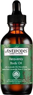 Antipodes Heavenly Body Oil, 100% Natural, Cruelty-Free, Vegan & Organic, 100 ml
